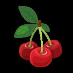 phyllo cherry turnovers